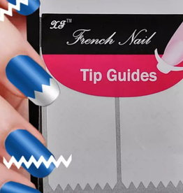 French Nail Templates 12