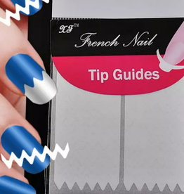 French Nail Templates 13