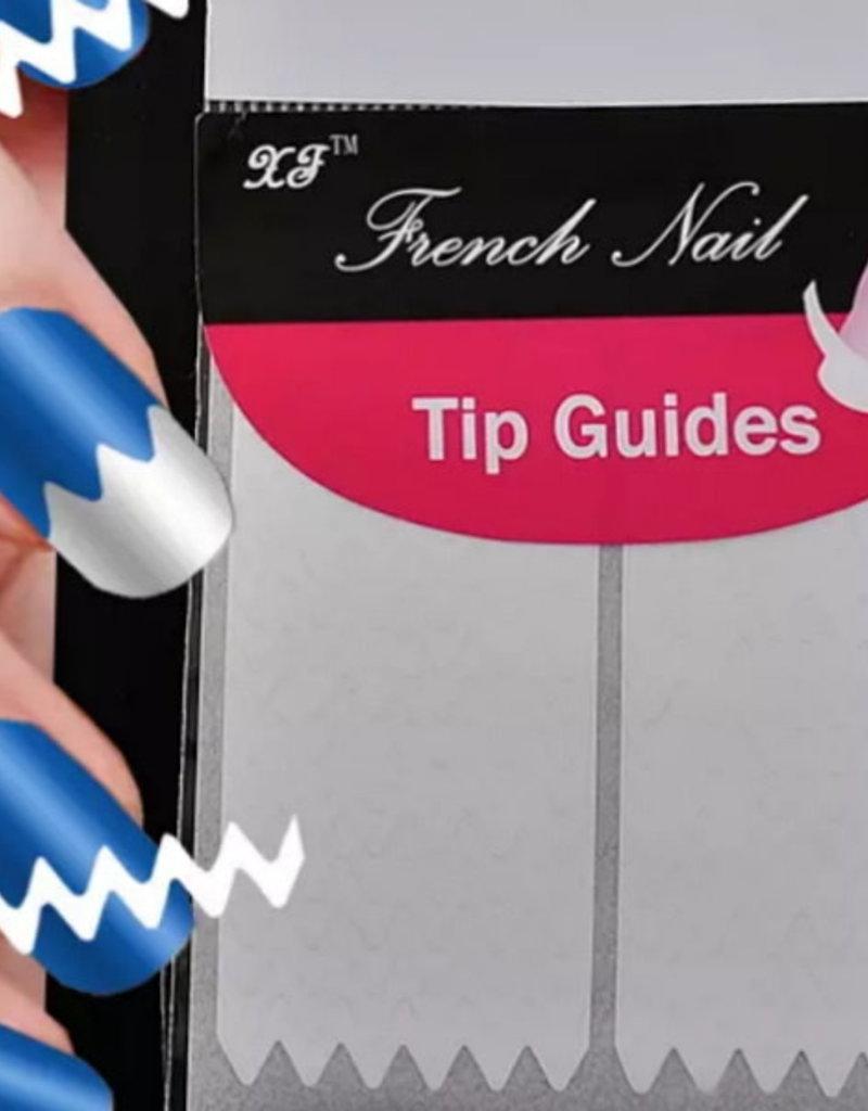 French Nail Templates 13