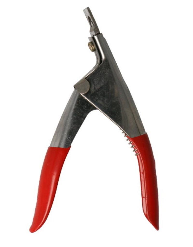 Tipknipper Rood