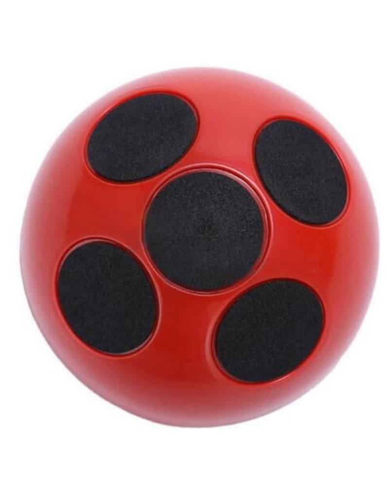 Nailpolish Holder Red