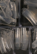 500 Tips Clear Sorting Box