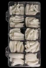 250 Tips French Soft White Sorting Box