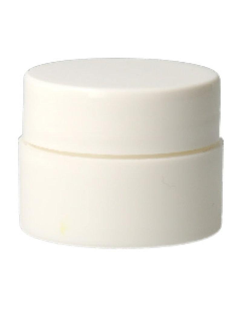 Empty Cream Jar White 30ML