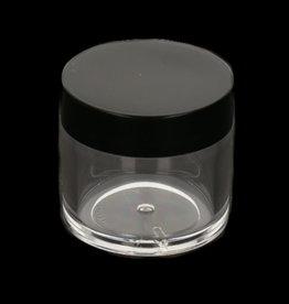Transparent Jar 50 ML