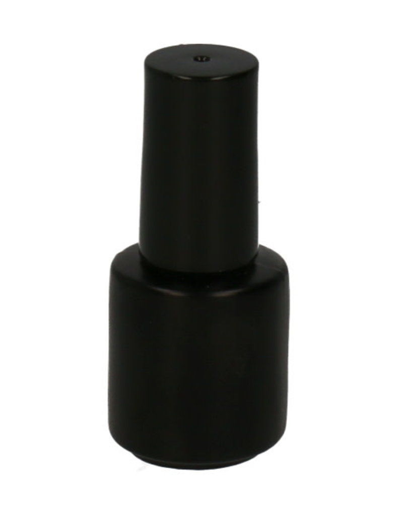 Empty Bottle 15ML Black