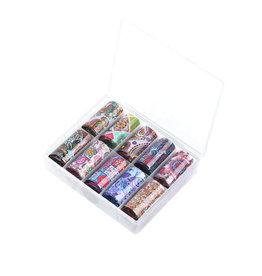 Transfer Foil Box Mandala