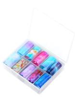 Transferfolie Box Galaxy 3