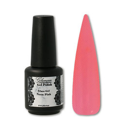 Gel On Glass Gel Neon Pink