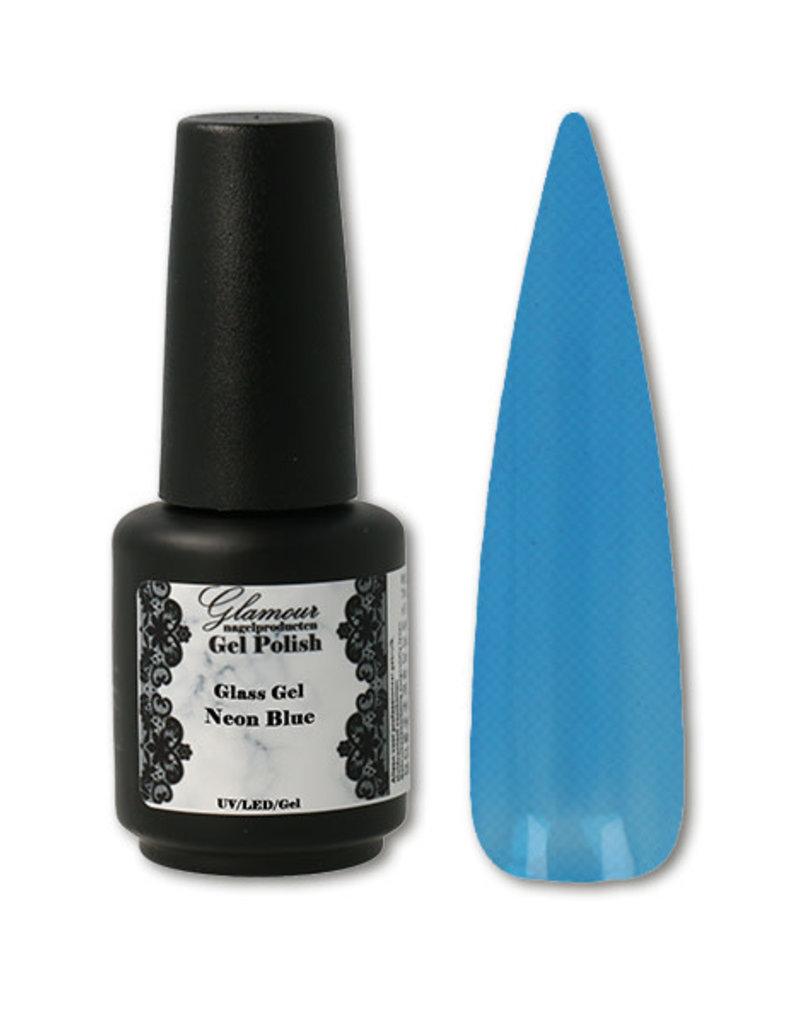 Gel On Glass Gel Neon Blue