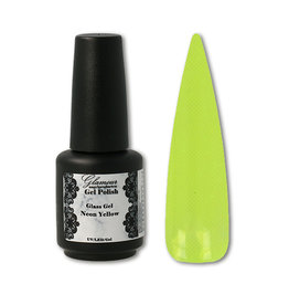 Gel On Glass Gel Neon Yellow