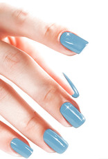 Acrylic Powder Blue-Ming