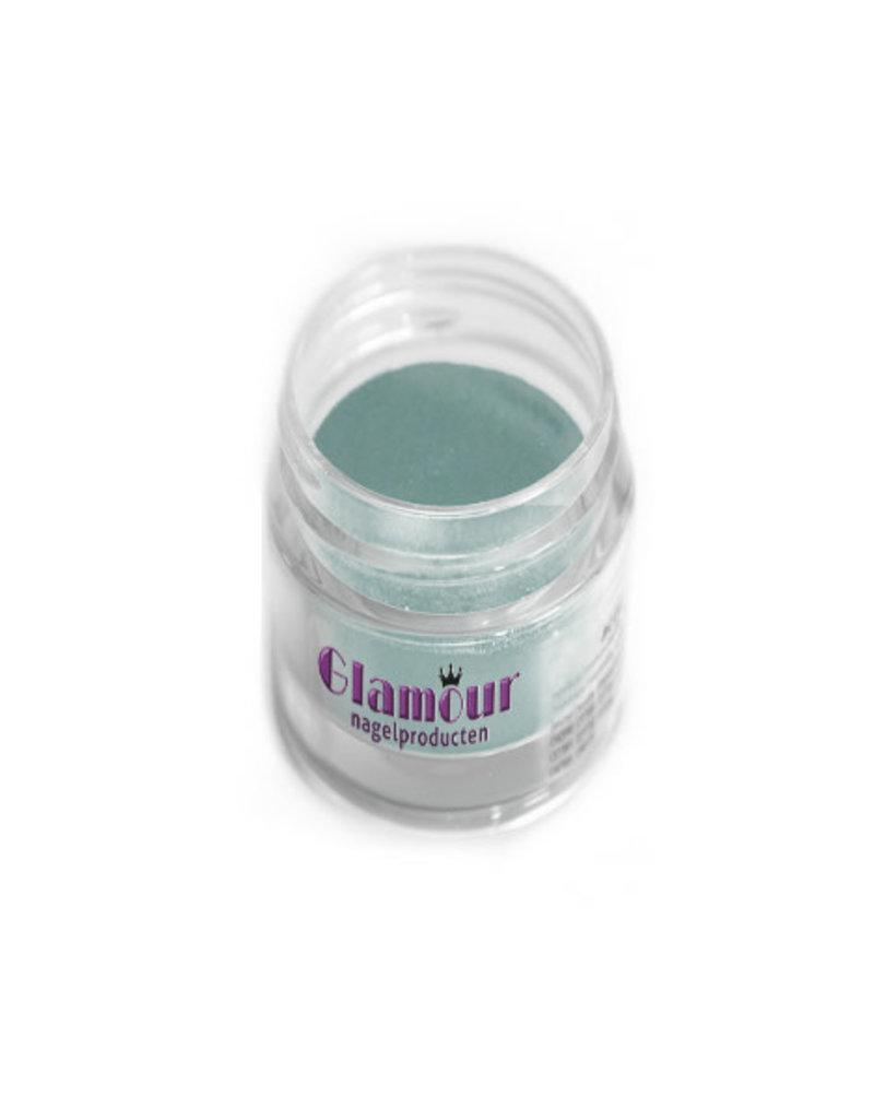 Acrylic Powder Lets Get Minty