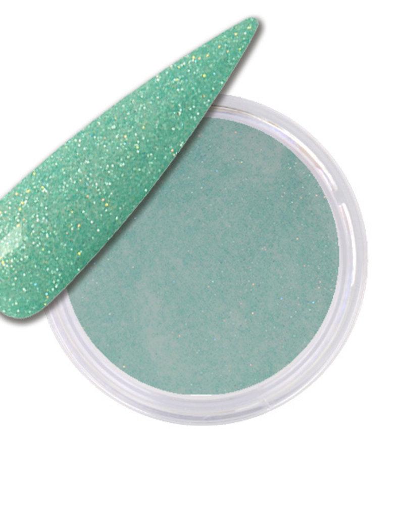 Acrylic Powder Glitter Pin-Up