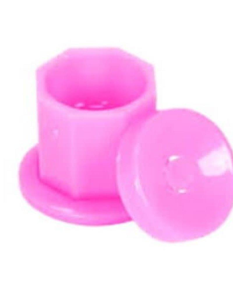Plastic Dappendish Pink