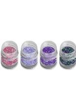 Pastel Glitter Purple