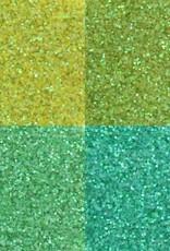 Pastel Glitter Green