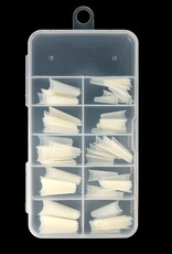 100 Tips French Coffin Natural Sorting Box