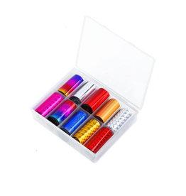 Transfer Foil Box Color Bomb