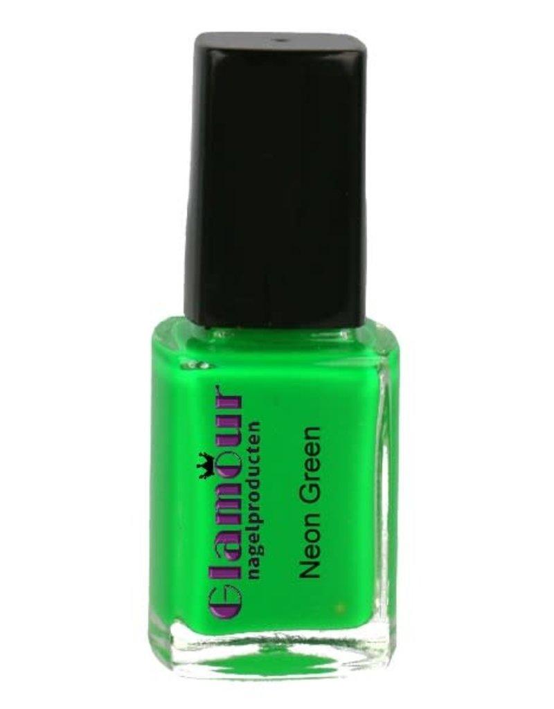Stempellak Neon Green