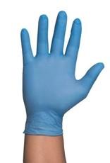 Handschoen Nitrile Blauw L 100 pcs