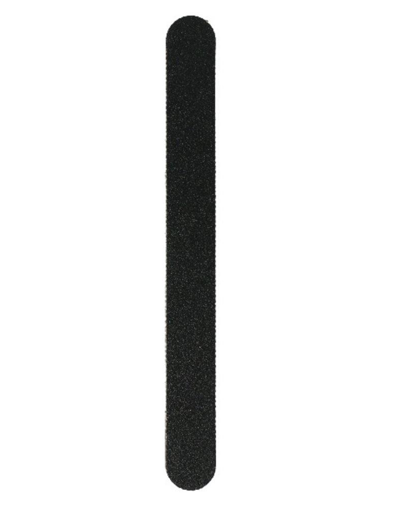 Nail File Set Black 100/180 25 pcs