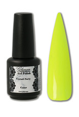 Gel On Neon Soft Metallic Cocktail Party