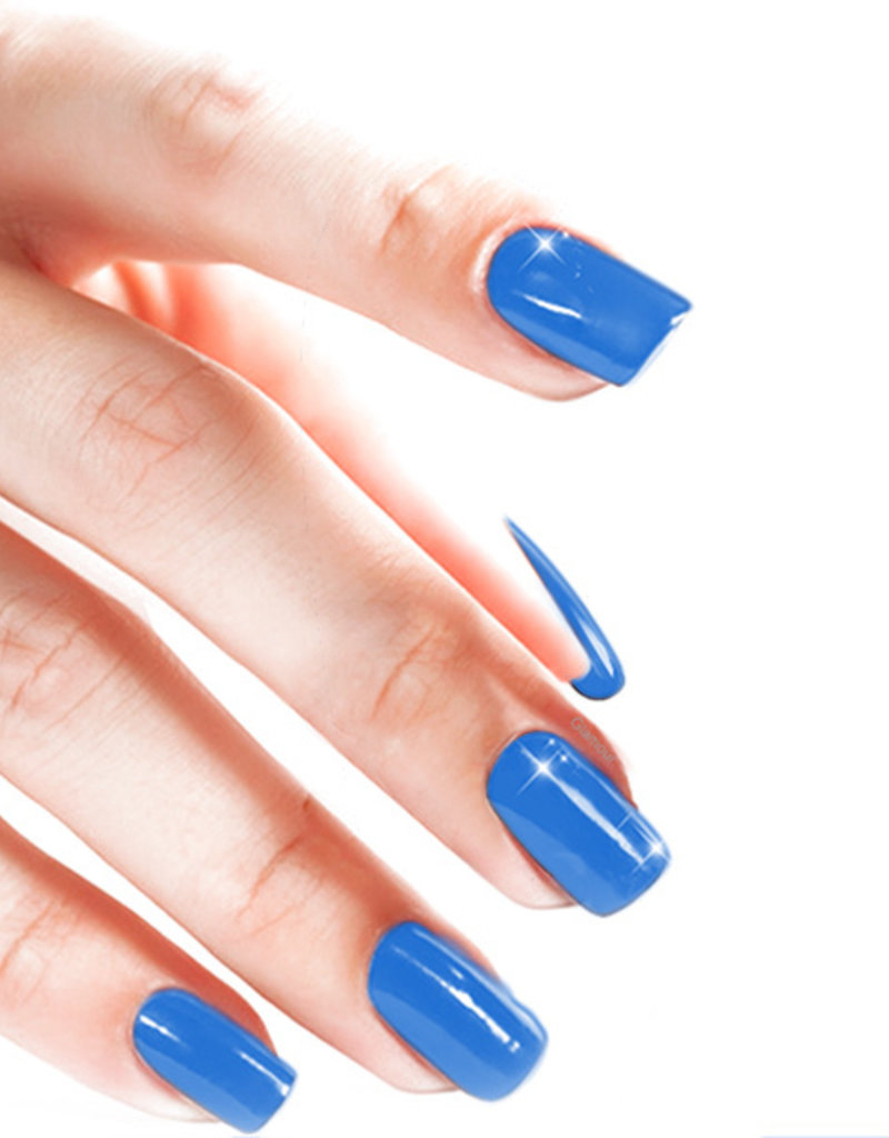 Gel On Neon Soft Metallic Mi Casa Blue
