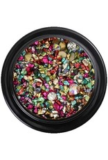 Crystal Mix Red/Green