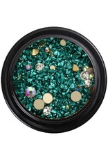 Crystal Mix Green