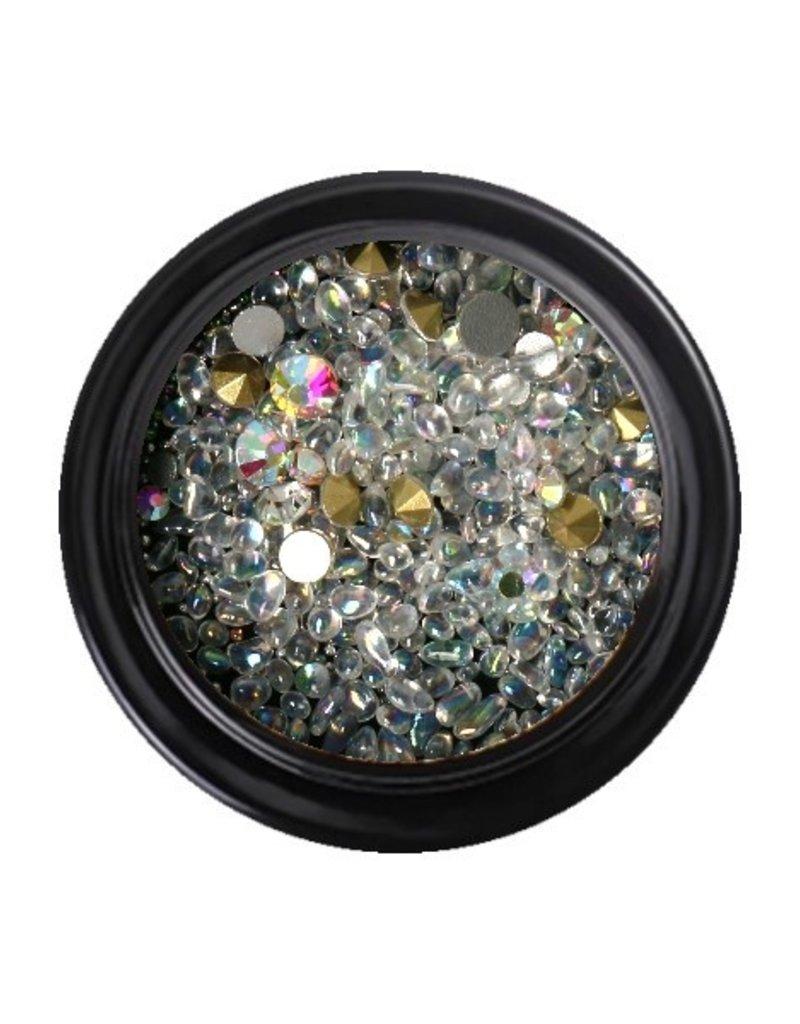 Crystal Mix Glass