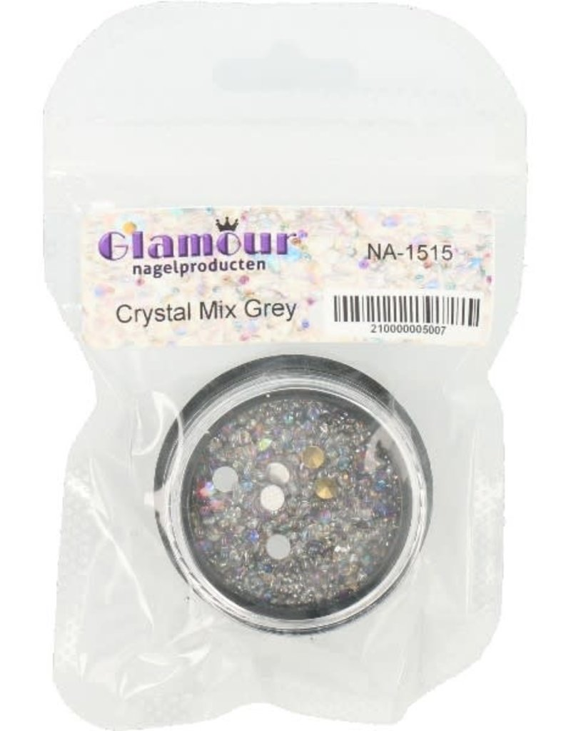 Crystal Mix Grey