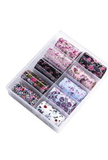 Transfer Foil Box Floral Cuteness