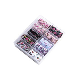 Transfer Foil Box Floral Cuteness