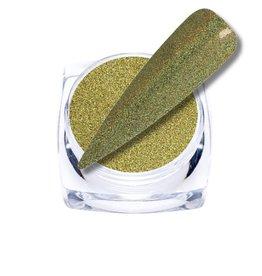 Laser Holographic Pigment Olive Green