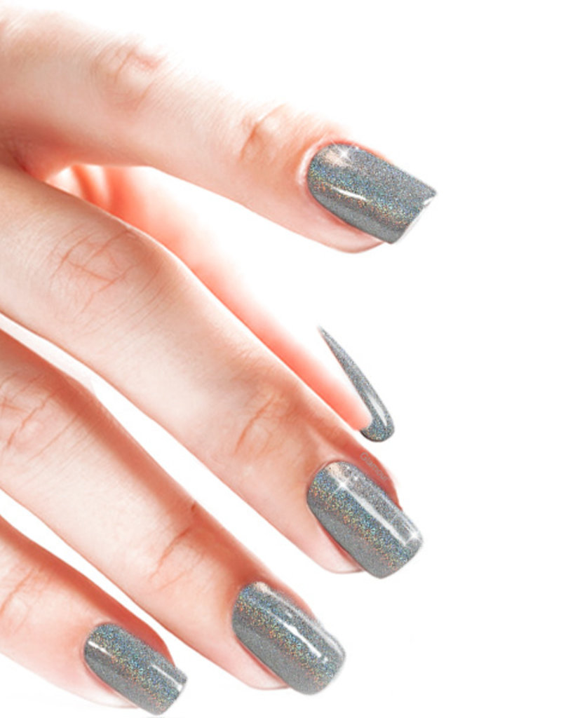 Laser Holographic Pigment Silver