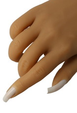 Oefenhand Silicone