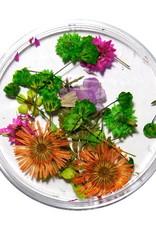 Dried Flowers Mix 3D Mountainside