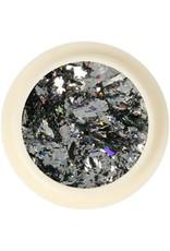 Galaxy Chrome Flakes Silver