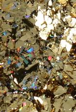 Galaxy Chrome Flakes Bronze Gold