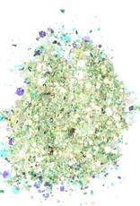 Chameleon Glitter Brown/Green