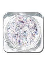 Chameleon Glitter Silver/Brown
