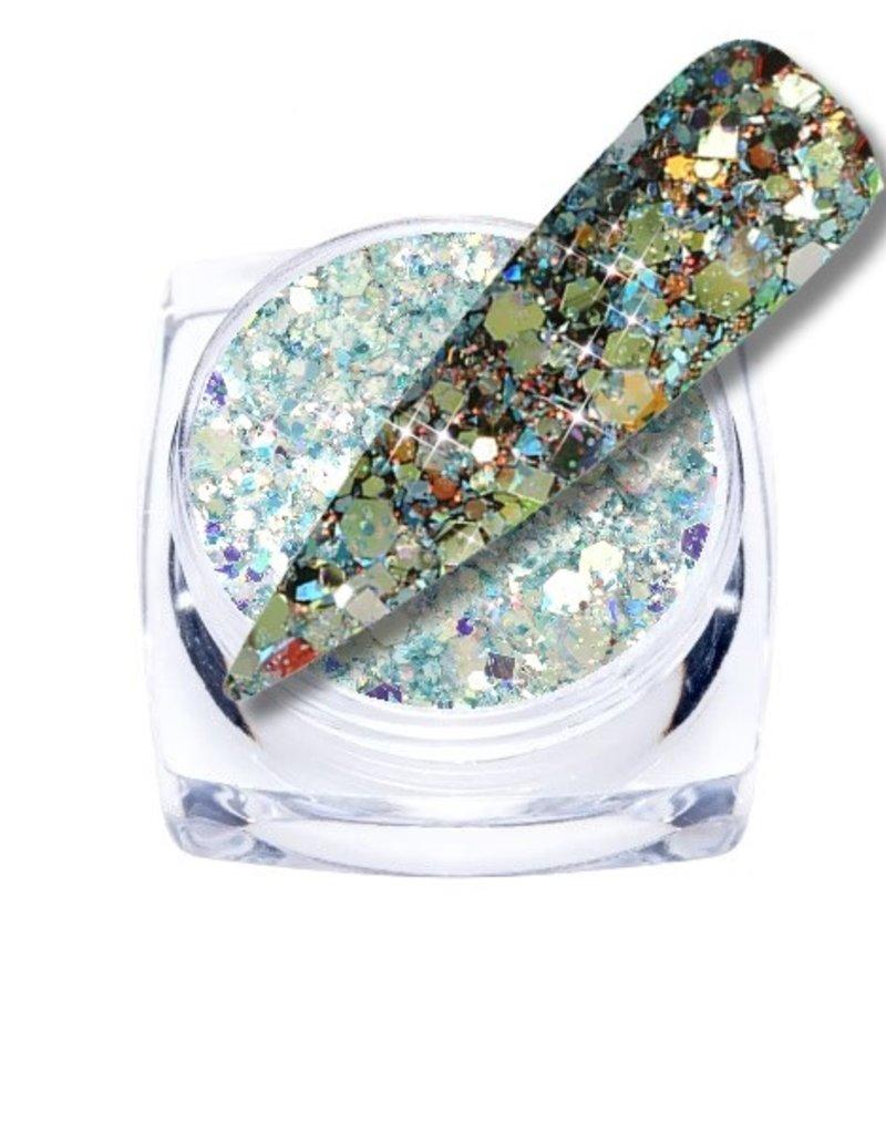 Chameleon Glitter Blue/Green