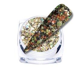 Chameleon Glitter Black/Green