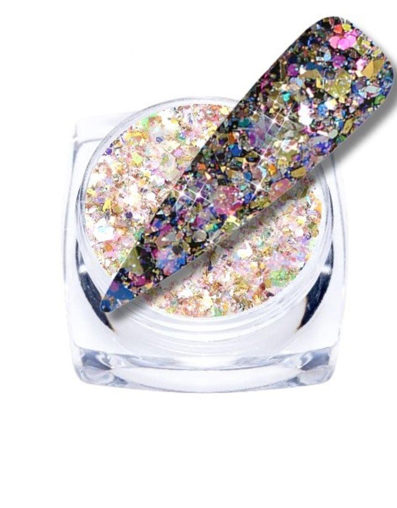 Chameleon Glitter Gold/Blue/Pink