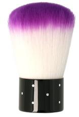 Nail Dust Brush Boll Purple