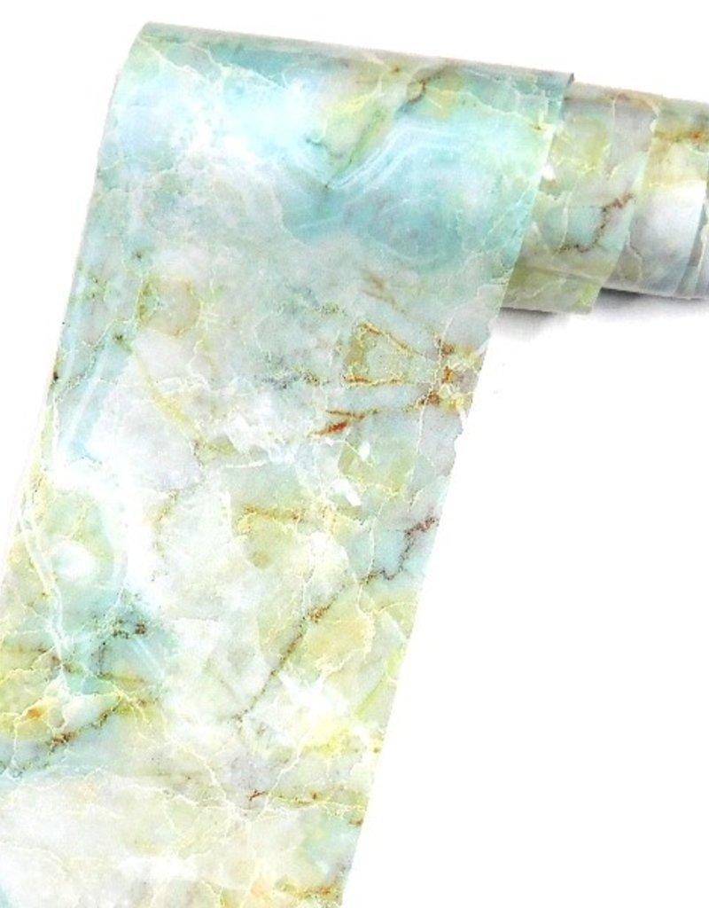 Transfer Foil Sapphire Gem
