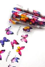 Transfer Foil Sunny Butterfly