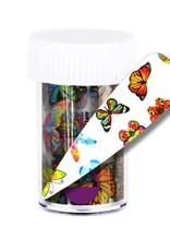 Transferfolie Rainbow Butterfly