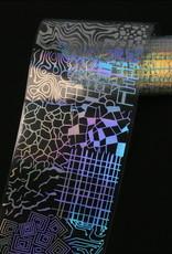 Transfer Foil Holographic Hippie